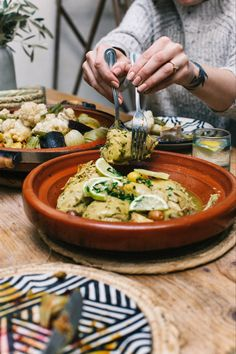 BE welcome and try our homemade food. Homemade Food, Marrakech, Lunch, Ethnic Recipes, Eat Lunch, Lunches