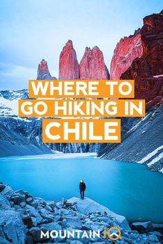 With mountains, glaciers, lakes and volcanoes, Chile is a hiker's dream destination. It has over 200 beautiful trails to explore, as well as a number of lo France Travel, Asia Travel, Travel Usa, Wanderlust Travel, Hiking Spots, Go Hiking, Hiking Trails, Chile, Patagonia