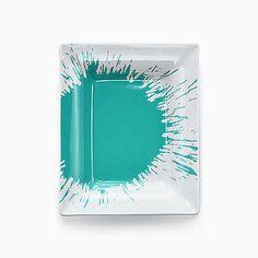 835ab1fb169 Tiffany Color Splash vide poche in porcelain. Color Splash