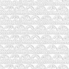 Hand drawn lace pattern by Twiga Pattern Bazaar #pattern #lace #whiteonwhite #boho #twigapatternbazaar