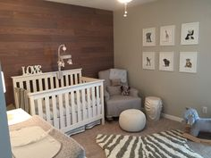 @stikwooddesign morning mist wall that completes this adorable pastel-zoo themed nursery!