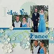 Prom page - I Hope You Dance