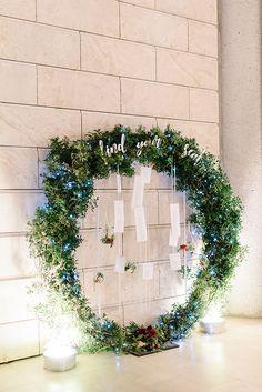 Χριστουγεννιάτικος γάμος στην Αθήνα με μπορντώ αποχρώσεις | Ίριδα & Αλέξανδρος - Love4Weddings Wedding Reception Entrance, Wreaths, Home Decor, Decoration Home, Room Decor, Bouquet, Interior Decorating, Floral Arrangements