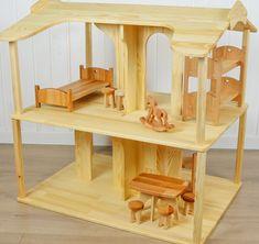 Cozy Furniture, Barbie Furniture, Classic Furniture, Wooden Furniture, Dollhouse Furniture, Dollhouse Kits, Wooden Dollhouse, Barbie Doll House, Barbie Dolls