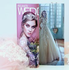 Nicole's Collections make your heart pound in Ireland.  Wedding Journal Online. #NicolePressReview #NicoleStealsYourHeart