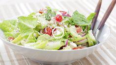 How to Make a Greek Salad