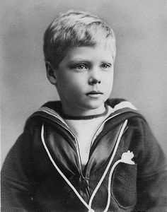 His Royal Highness Prince Edward of Wales (1894-1972), later King Edward VIII