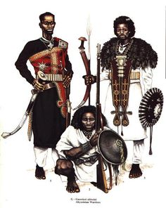 100 Things You Did Not Know about African Civilization (Illustrated) - African history African Tribes, African Diaspora, African Art, African Life, African Culture, African American History, Black History Facts, Art History, Military Costumes