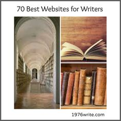 70 Best Websites for Writers
