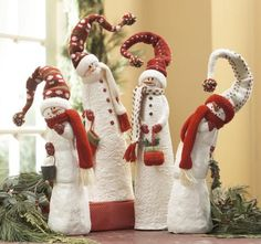 Thomasville Dining Table Ideas For Christmas Table Decorations Decorations Of Christmas Christmas Gnome, Primitive Christmas, Christmas Projects, Christmas Holidays, Christmas Ornaments, Ornaments Ideas, Christmas Ideas, Snowman Crafts, Holiday Crafts