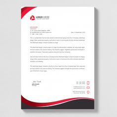 Letterhead template free download letterhead design business business style letterhead design premium vector letterhead template design corporate spiritdancerdesigns Image collections