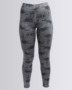 Train like a champ while sporting this London Sports Legging by Fifth Element. These tights feature an elasticated waistband for a secure fit and are made from breathable material. They\'re specifically designed to keep you comfortable while you work up a sweat.Features:Funky printingElasticated waistband4-way stretchCompressed fit