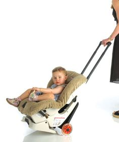 For Eric and Jackie - A Rollable Travel Carrier | 30 Unexpected Baby Shower Gifts That Are Sheer Genius