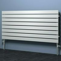 reina rione designer radiator electric white
