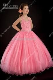 pink pretty dresses for kids - Google Search