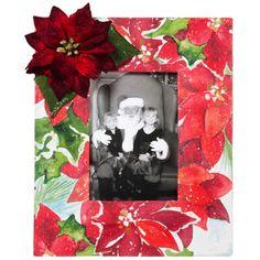 Collage Christmas Frame
