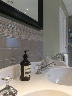 27 ideas bath room tiles victorian fired earth for 2019 Victorian Tiles Bathroom, Fired Earth Bathroom, Rustic Modern Cabin, Tile Tub Surround, Black Toilet, Bathtub Tile, Toilet Wall, Small Bathtub, Modern Light Fixtures