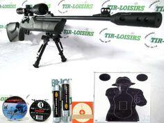 Pack Carabine 850 AIRMAGNUM XT Umarex  #categorieB #carabinesaplombsinferieurea20joules #packcarabine