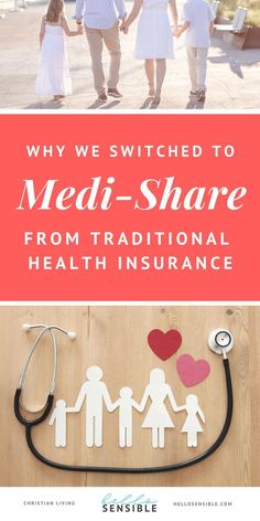 When I left my full-time job to pursue my own business, the cost was astronomical to add our entire family ont Affordable Health Insurance Plans, Cheap Health Insurance, Life Insurance, Family Presents, Living On A Budget, For Your Health, Saving Money, Saving Tips, Planer