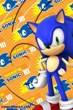 Sonic the hedgehog!!!!!