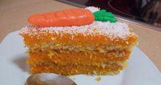 Tarta de Zanahoria y Coco Te enseñamos a cocinar recetas fáciles cómo la receta de Tarta de Zanahoria y Coco y muchas otras recetas de cocina..