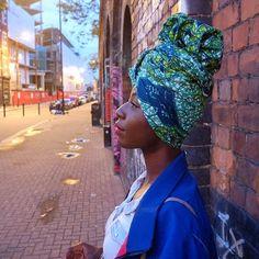 Somewhere far. Siempre #chic  #headscarf