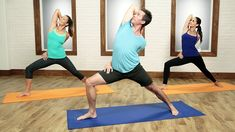 Debloat and Detox With Some Flat-Belly Yoga Image Source: POPSUGAR Studios