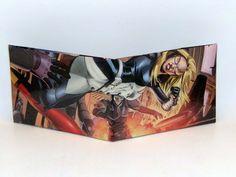 Comic Book Wallet// Mockingbird, $4.00