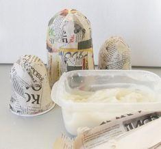 Клей для папье маше: рецепт изготовления клейстера