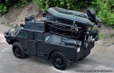 BRDM-2 4x4 Armored Amphibious Vehicle.. (now civilian)