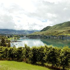 Best for grown-up fun: Lake Chelan, Washington