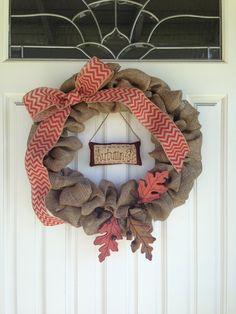 Fall wreath!!!