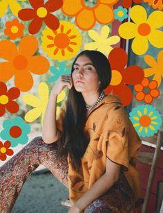 Pamela Des Barres, World Of Color, Mixed Media Collage, Dandy, Bell Bottoms, Flare, Street Art, Blog, Collection