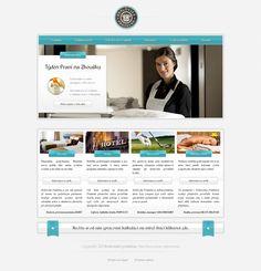 Webdesign Královská prádelna