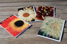 Flower Medley Assorted Greeting Card 8 pack by CardsfromCO on Etsy, $18.00
