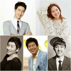 Jo In Sung, Gong Hyo Jin, Lee Kwang Soo are confirmed for new drama 'It's Ok, It's Love'