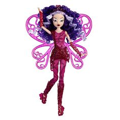 "Winx Club 11.5"" Fashion Trix Sirenix - Stormy - Jakks Pacific - Toys ""R"" Us"
