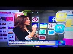 MANDAMIENTOS QUE NO DEBES PECAR PARA BUSCAR EL AMOR POR INTERNET.Marzo 2015 - YouTube