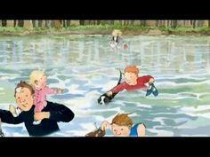 We're Going On a Bear Hunt - Michael Rosen (Animated) - YouTube