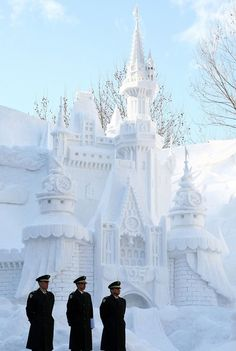 Sapporo Snow Festival 2009 To Open In Japan - Pictures - Zimbio