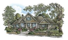 Home Plan The Sorenson by Donald A. Gardner Architects