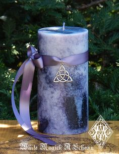 White Magick Alchemy - Blodeuwedd . Celtic Triple Goddess of Truth, Justice, Wisdom . Aromatherapy Candle 3x6 . Pure Essential Essences, $28.00 (http://www.whitemagickalchemy.com/blodeuwedd-celtic-triple-goddess-of-truth-justice-wisdom-aromatherapy-candle-3x6-pure-essential-essences/)
