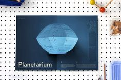 This Book Is a Planetarium: And Other Extraordinary Pop-Up Contraptions: Kelli Anderson: 9781452136219: AmazonSmile: Books