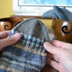 Jälkijättöinen kantapää - Neulovilla Knitted Hats, Knitting, Fashion, Moda, Tricot, Fashion Styles, Breien, Stricken, Weaving