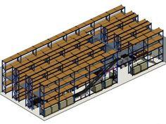 Mezzanine Floor Supply – Steel Flooring Manufacture