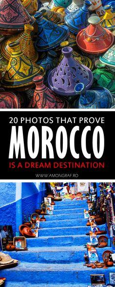 20 Fotos que demuestran Marruecos es un destino de ensueño