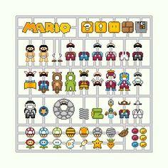 Mario Model Kit