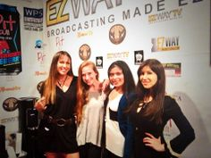 EZ show with the SITA couture girls!