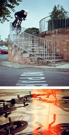 BMX Photography by Sam King | Inspiration Grid | Design Inspiration