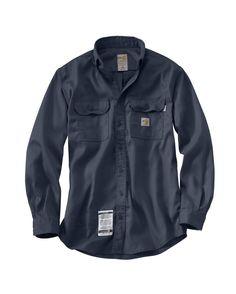 Carhartt Men's Flame-Resistant Work Shirt